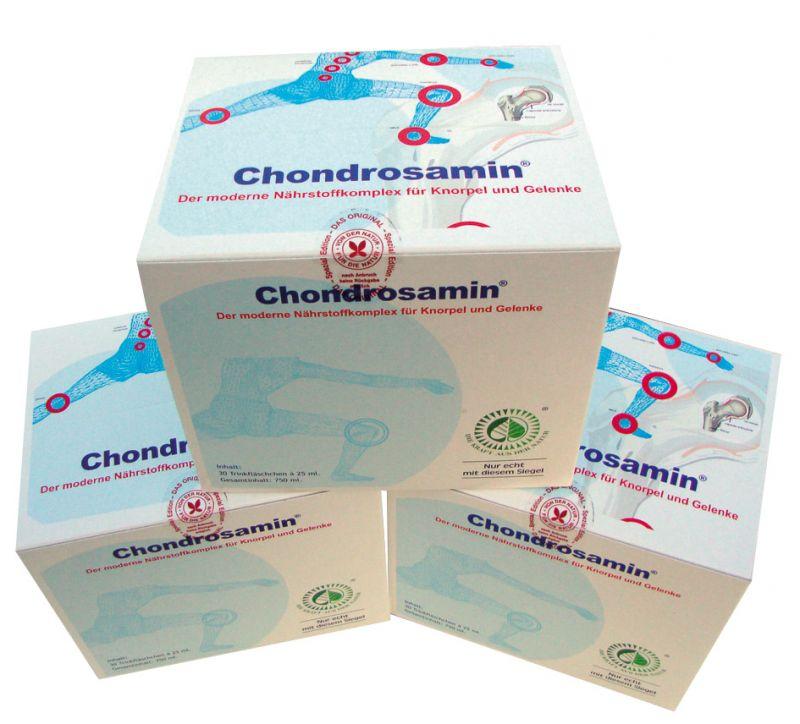 Chondrosamin porcerősítő