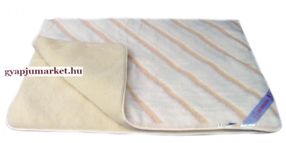 Takaró, ágytakaró, pléd, acryl 150x210 cm