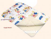 Pamut / pamut gyermek takaró és párna