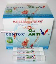 Contox® Q10 koenzim aktív flakonos táplálékkiegészítő