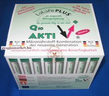 Q10 koenzim aktív ampullás táplálékkiegészítő immunerősítő