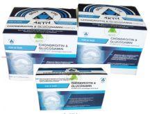 Chondrosamin flakonos táplálékkiegészítő glukozaminnal, kondroitinnel... 2 doboz + 10 flakon (70 db)